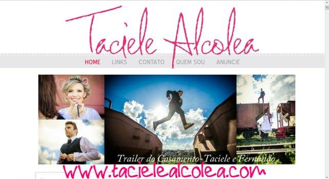 TOP 5 BLOGUEIRAS- Taciele Alcolea